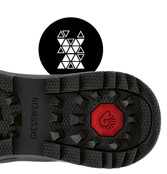 Micro-Grip Sole technology
