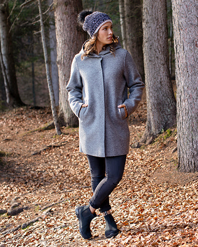 Outfit Giesswein Merino Wool Boots Anthracite