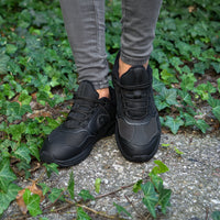 Giesswein Wool Cross X Women - solid black 025