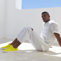 Giesswein Wool Sneaker Men - lime 194