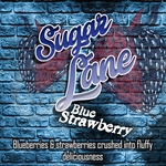 Blue Strawberry (Previously Blue Strawberry Cotton Candy)