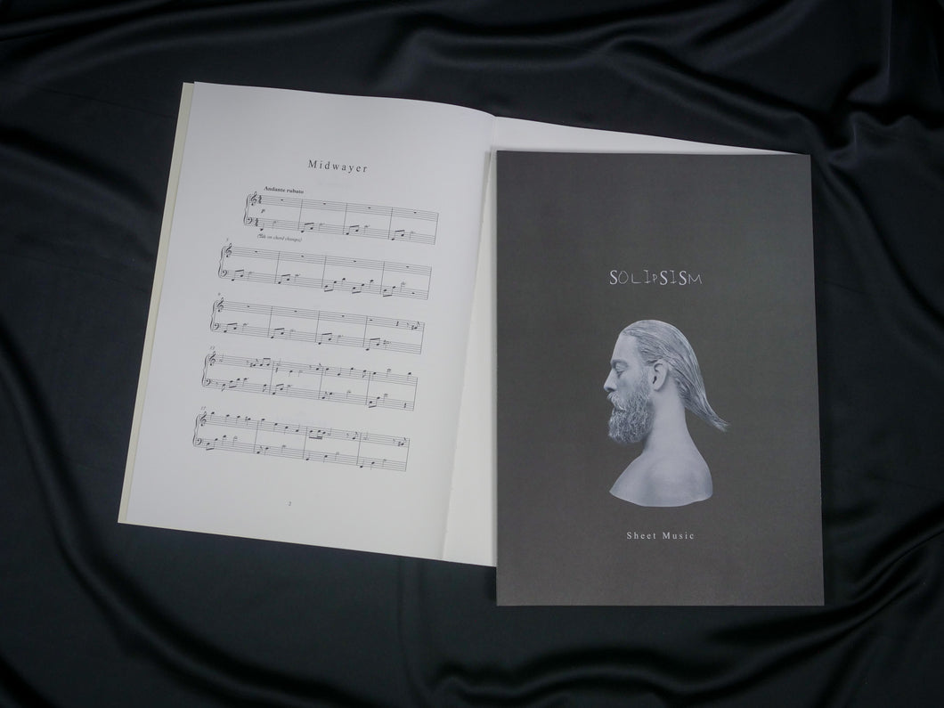 Solipsism Sheet Music Book