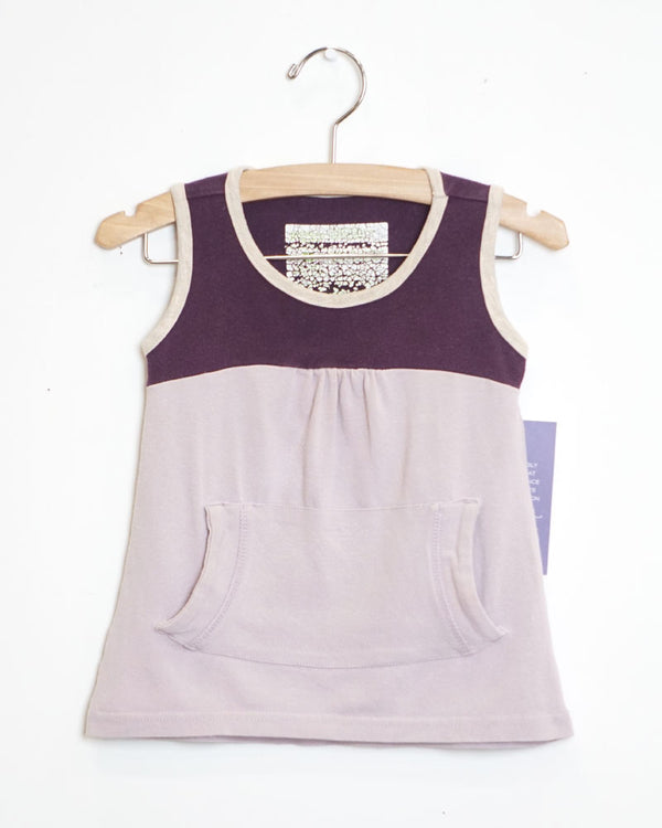 Elevation Tank - Purple - Size 2