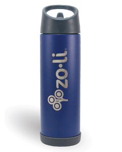 Pow Pip Bottle- Navy