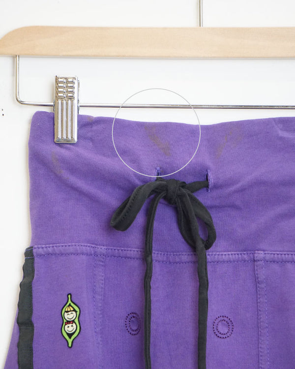 Take Your Pick Skirt - Purple - Size 4