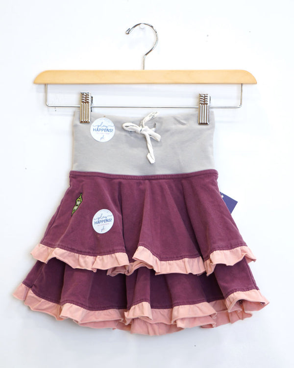 Curtsy Skirt - Blush - Size 3
