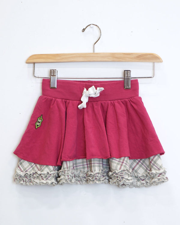 Be Chic Skirt - Memoir Fuchsia - Size 4