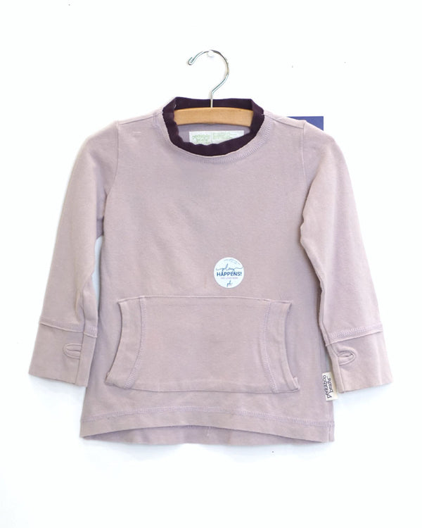 Play Around Tee - Mauve - Size 3