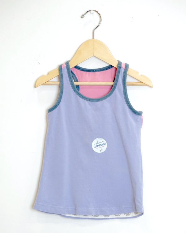 Tides Out Tank - Lilac - Size 3