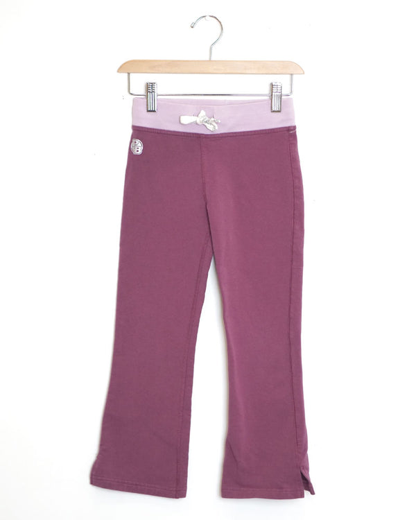 Collecting Thoughts Pants - Purple - Size 6