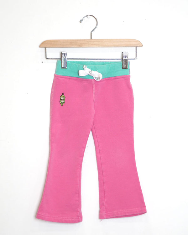 Ready To Rock Pants - Smirk Pink - Size 2