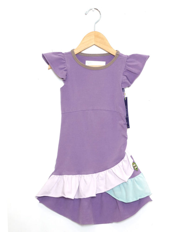 Very Fairy Dress - Pansy - Size 3