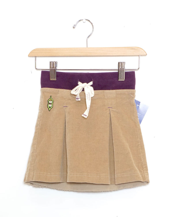 City Lights Skirt - Tan - Size 3