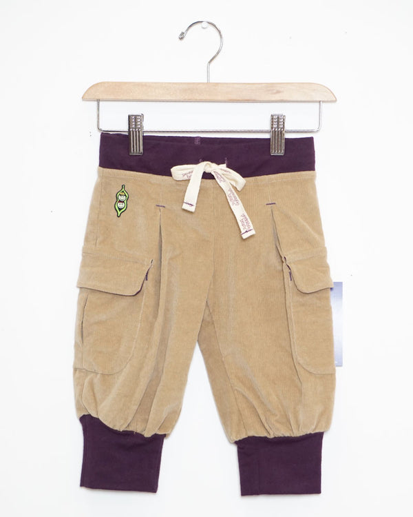 Come And Play Capris - Tan - Size 3
