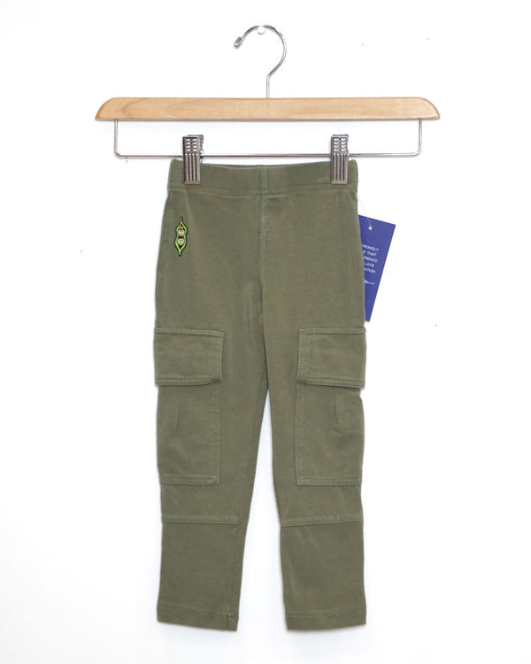 Voyager Skinnies - Dream Green - Size 3