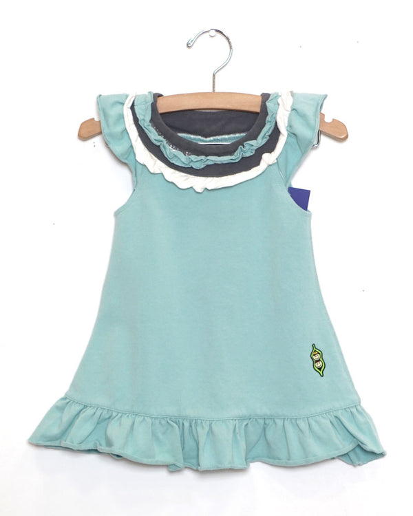 When I Grow Up Tunic - Sky - Size 1