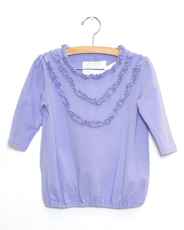 Bits Of Pearl Tee - Lilac - Size 5