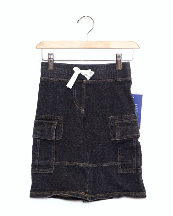 Oh Boy Shorts - Black - Size 4