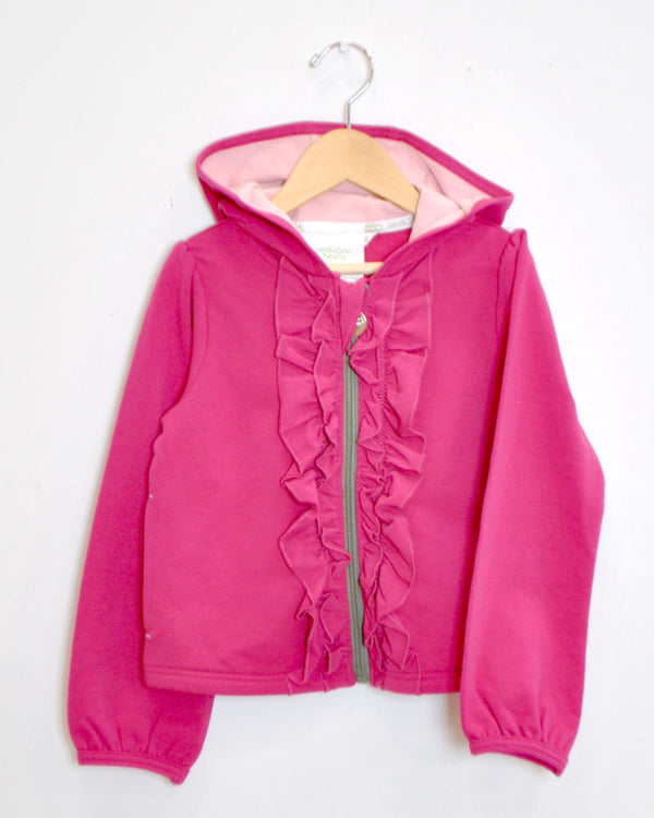 Night & Day Jacket - Memoir Fuchsia - Size 5