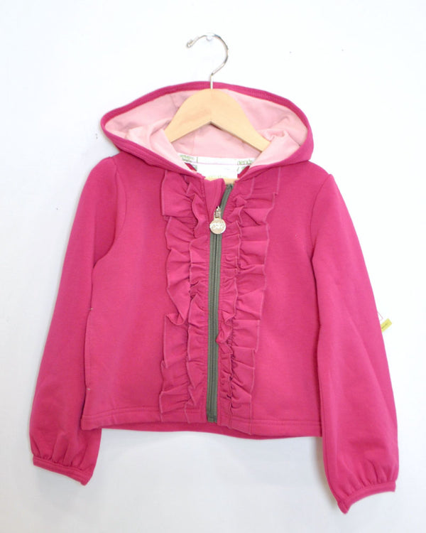 Night & Day Jacket - Memoir Fuchsia - Size 4