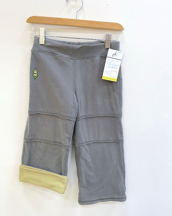 Leaps And Bounds Pants - Grey/Green - Size 4