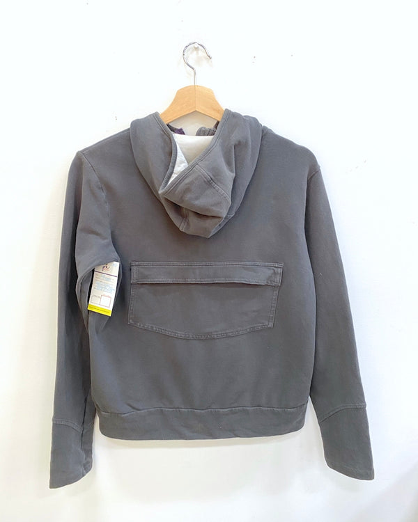 Mommy Style! Snow Angel Hoodie - Charcoal - Size L