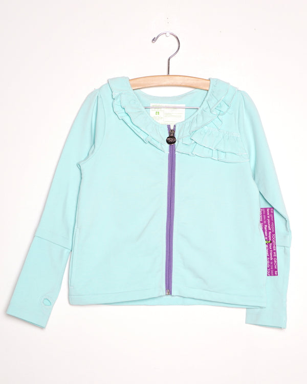 Rumour Has It Jacket - Cotton Candy Blue - Size 6