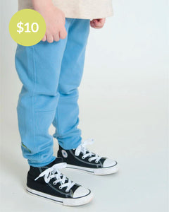 On The Move Pants - Blue Bird