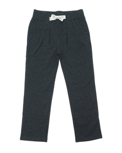 Fancy Pants Pants - Houndstooth Print
