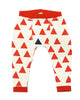 Load image into Gallery viewer, Baby Bean Pant - Rouge Triangle