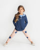 Load image into Gallery viewer, I Heart Play Hoodie - Navy