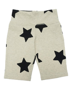 Peekaboo Bermuda Shorts - Black Odd Ball