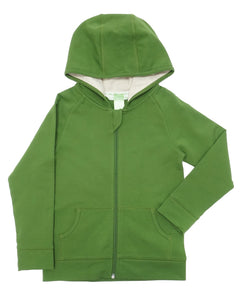On The Go Hoodie - Moss