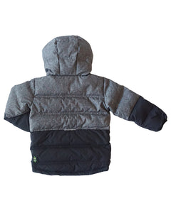 Alpine Coat - Charcoal