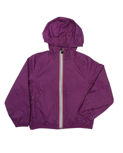 Kids Break Free Jacket - Plum