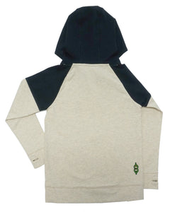 Play Mode Pullover - Heather Oatmeal
