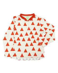 Family Time Tee - Rouge Triangle