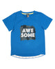 Load image into Gallery viewer, Awesome Tee - Royal