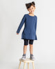 Load image into Gallery viewer, Little Miss Tunic - Navy