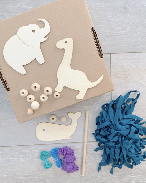 DIY Fabric Wrap Kit – Animals