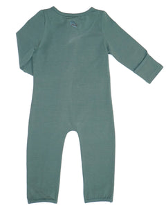 Bean Playsuit - Sea Pine