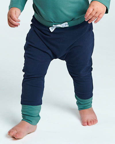 Bees Knees Pants - Midnight Blue