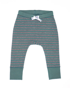 Bees Knees Pants - Sea Pine Stripe