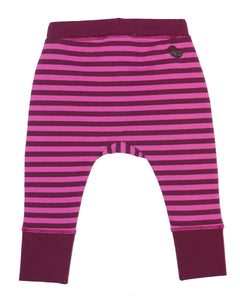 Bees Knees Pants - Wild Rose Stripe