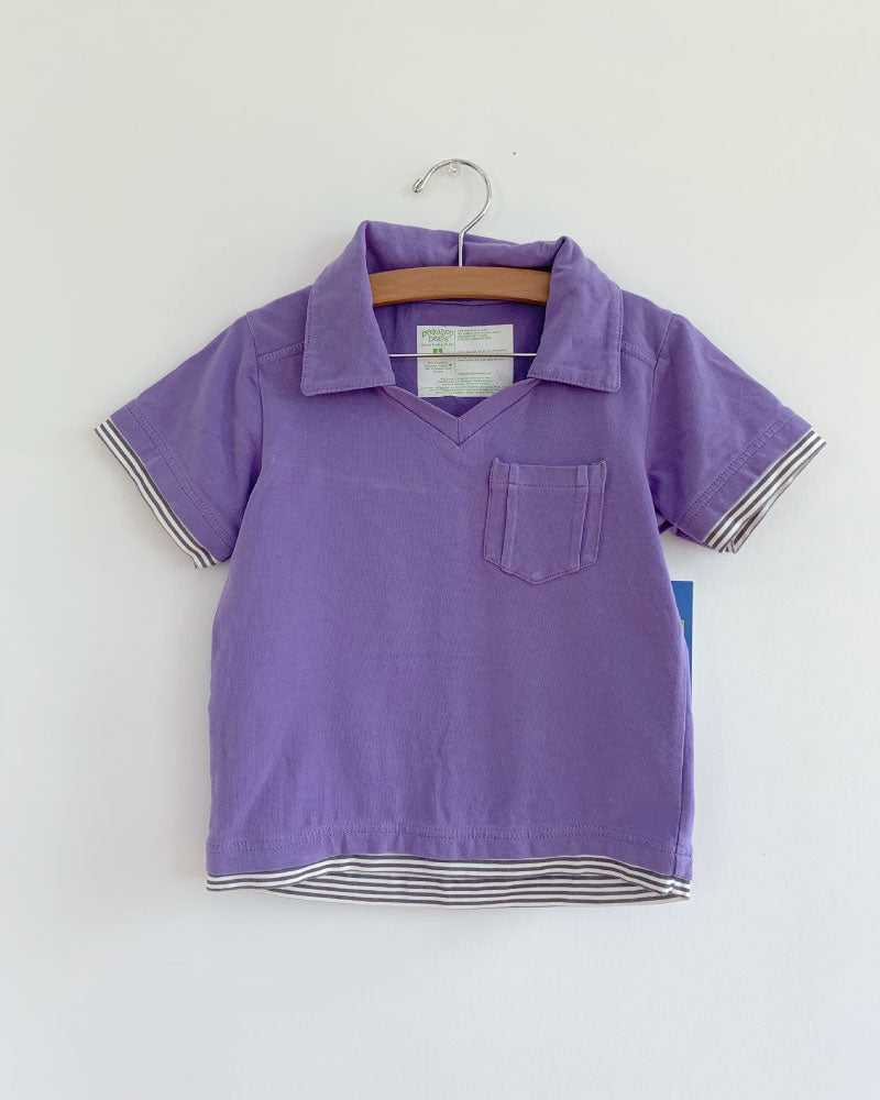 Block Party Polo - Size 4