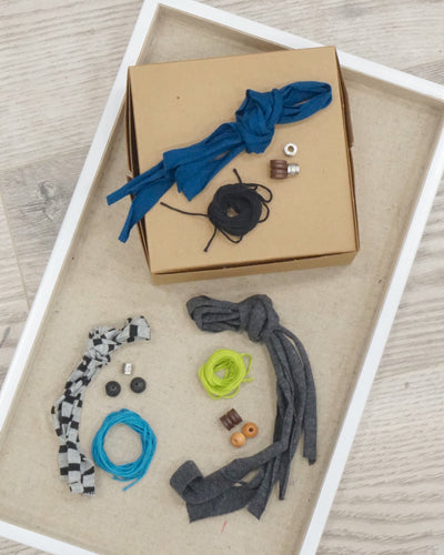 Bracelet Trio DIY Kit - Boys