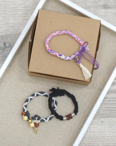 Bracelet Trio DIY Kit - Girls