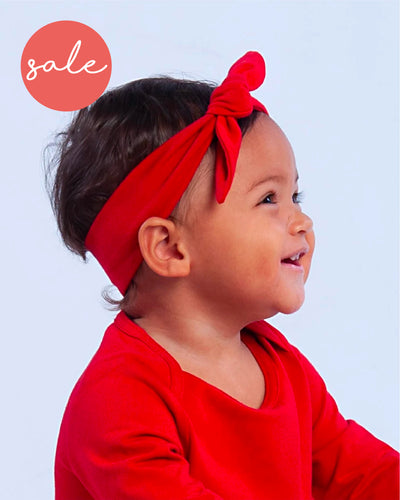 Cutesie Headband - Rouge