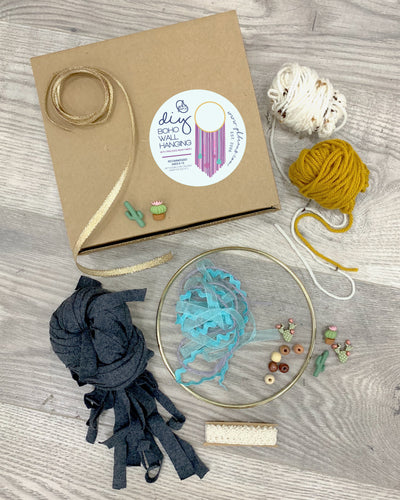 DESERT VIBES - Special Edition DIY Wall Hanging Kit