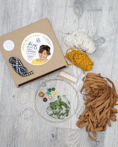 Aesthetically Me! by Colbie Mak DIY Wall Hanging Kit - PLANT GIRL